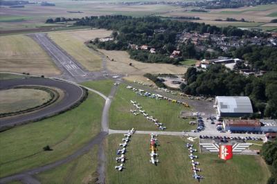 16ème Fly-in Jodel de Saint-Omer