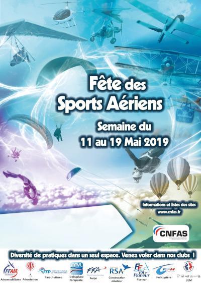 Fête des Sports Aériens 2019