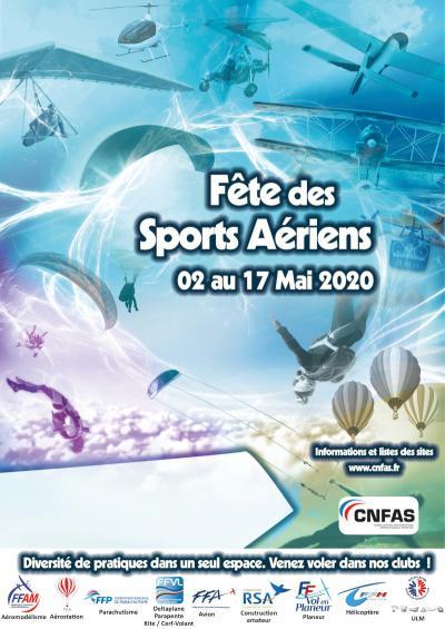 7ème édition de la Fête des Sports Aériens