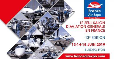FRANCE AIR EXPO LYON