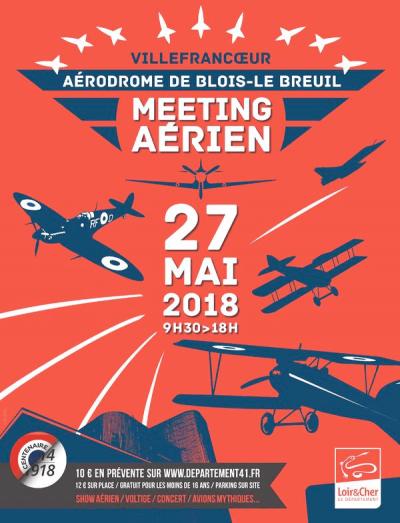 Meeting Aérien - Blois-Le Breuil