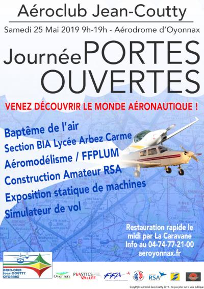JPO - Aéroclub d'Oyonnax