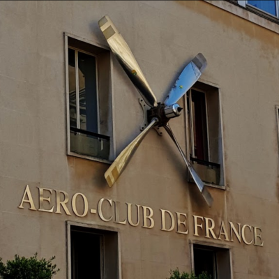 Assemblée Générale Ordinaire de la fédération RSA - 22 avril - Aéroclub de France