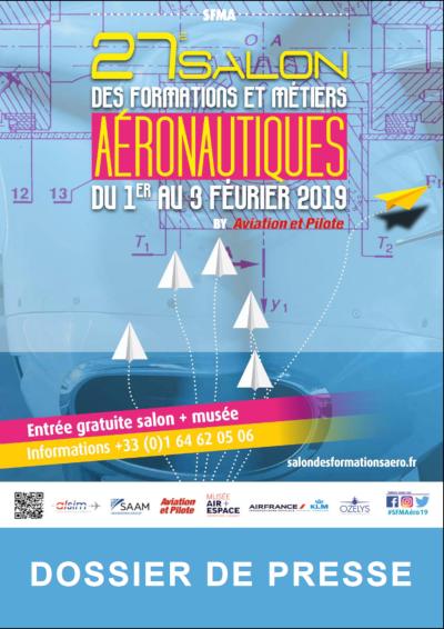 27e Salon des Formations et Métiers aéronautiques