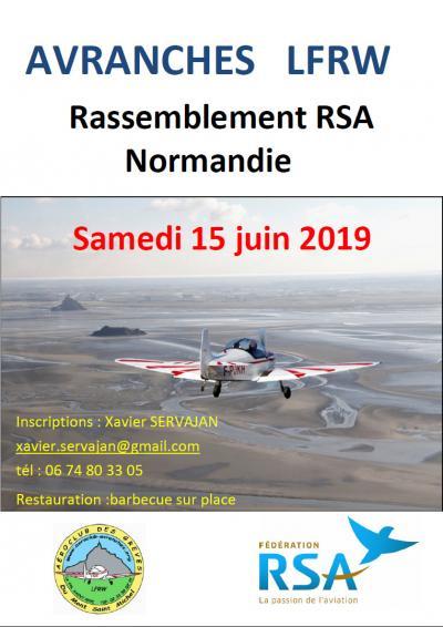 Rassemblement RSA Régional Normandie