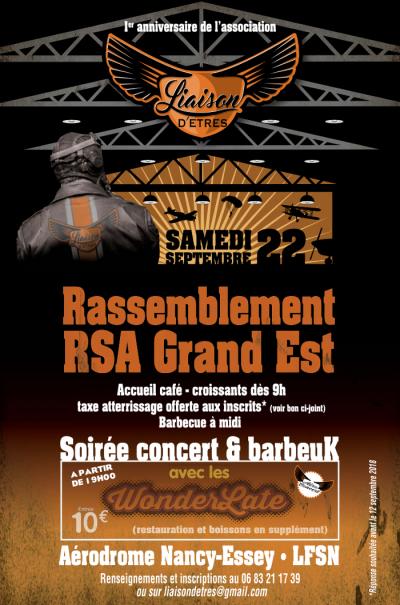 Rassemblement RSA Grand Est