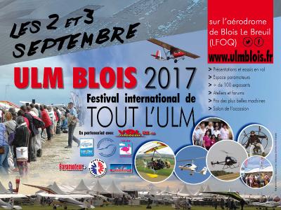Festival international de l'ULM - BLOIS 2017