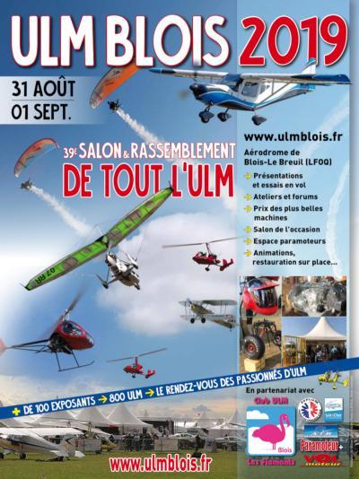 39e Salon & Rassemblement ULM de Blois