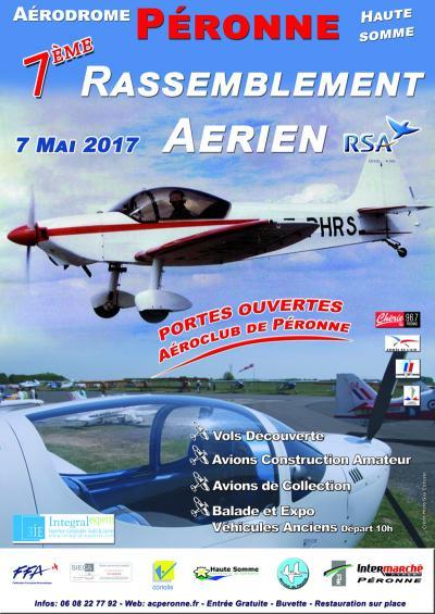 7ème Rassemblement Aérien - Péronne