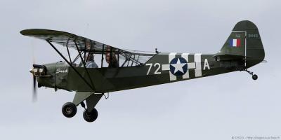 Piper Opération Cobra - Granville