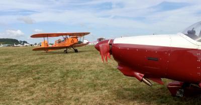 35ème FLY IN de vieux avions - Aérodrome de Schaffen-Diest (EBDT)