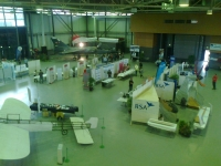 Le RSA au salon aéronautique de Brives