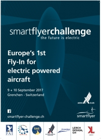 Europe's 1st Fly-In for electric  powered aircraft